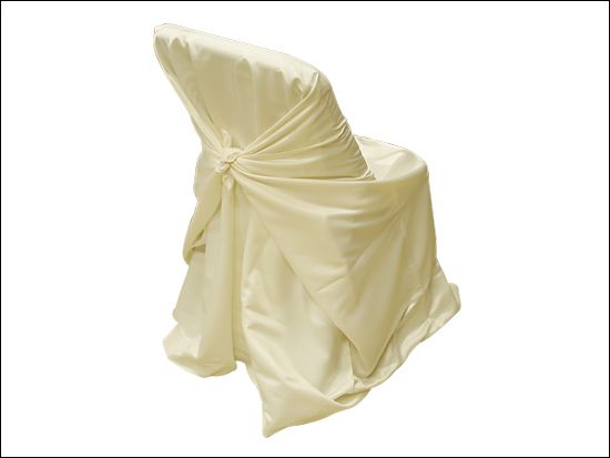 brenham party rentals chair covers cream satin chair cover