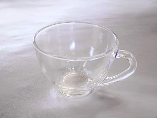 Clear Gl Coffee Mug Drinker